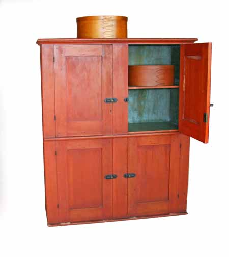 Shaker Cupboard NH